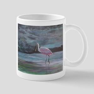 THE REAL FLORIDA-Roseate Spoonbill Mug