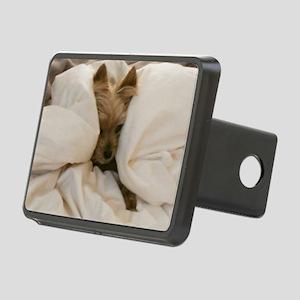 Yorkie Sleepy Rectangular Hitch Cover