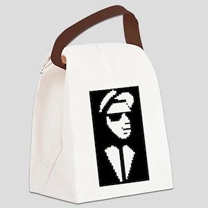 8 Bit Walt Jabsco Canvas Lunch Bag