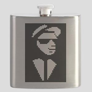 8 Bit Walt Jabsco Flask