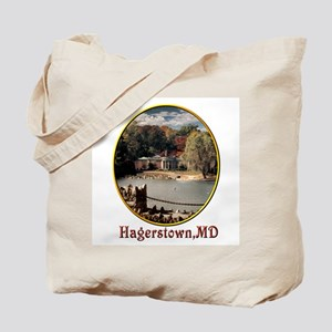 Hagerstown Museum Tote Bag