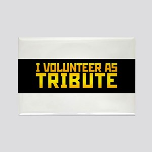 The Hunger Games - I volunteer as tribute Magnets