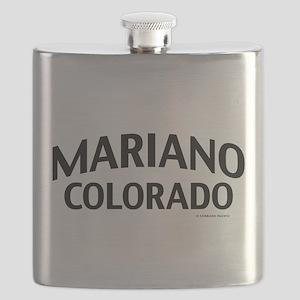 Mariano Colorado Flask