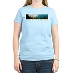 Birch Lake tan T-Shirt