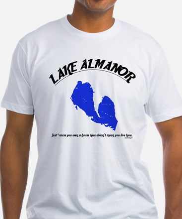 Lake Almanor Fitted Tee