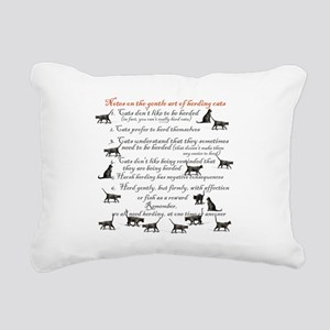 herdingcats4 Rectangular Canvas Pillow