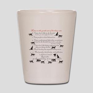 herdingcats4 Shot Glass