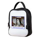 Diz on Guard Neoprene Lunch Bag