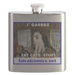 Diz on Guard Flask