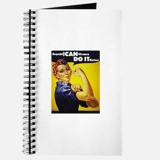 Cute Condoleezza rice Journal