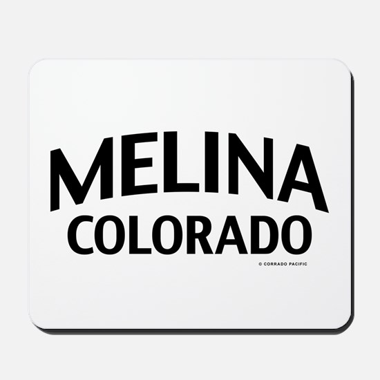 Melina Colorado Mousepad