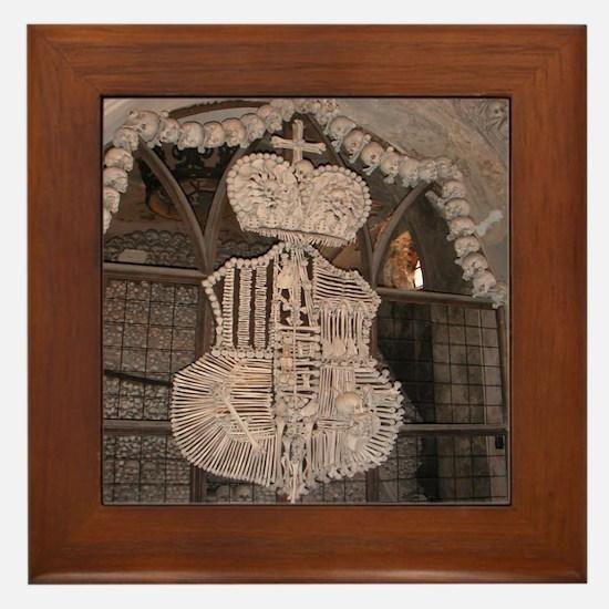 Awesome Ossuary Framed Tile