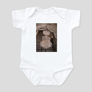 Awesome Ossuary Infant Bodysuit