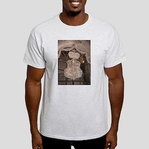 Awesome Ossuary Ash Grey T-Shirt