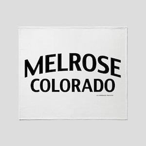Melrose Colorado Throw Blanket