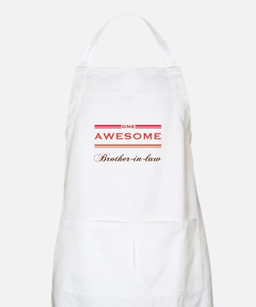 One Awesome Brother-In-Law Apron