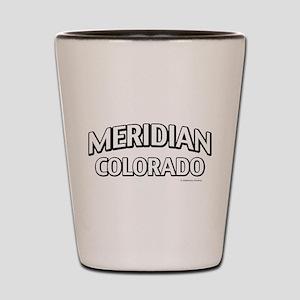 Meridian Colorado Shot Glass