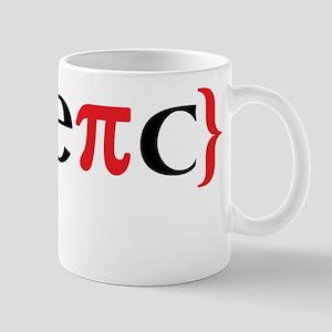 Pi is Epic, Funny Geek Mug