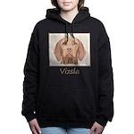 Vizsla Women's Hooded Sweatshirt