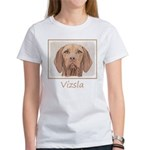 Vizsla Women's Classic White T-Shirt