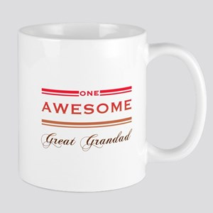 One Awesome Great Grandad Mug