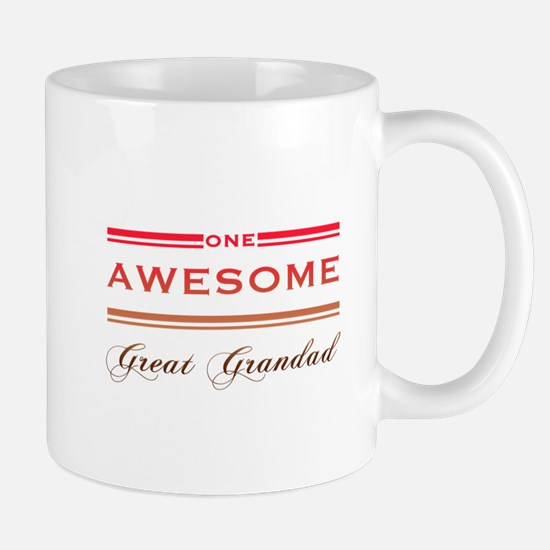 One Awesome Great Grandad Mug