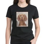 Vizsla Women's Dark T-Shirt