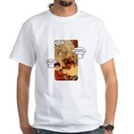 Making Beautiful Music? White T-Shirt