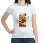 Making Beautiful Music? Jr. Ringer T-Shirt