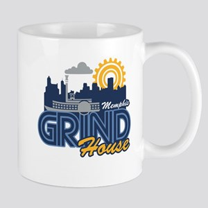 Memphis Grind House Mug
