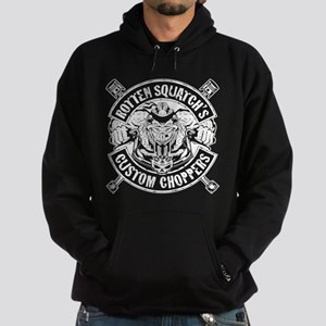 Rotten Squatchs Custom Choppers Hoodie
