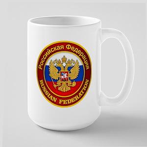Russia COA Mug