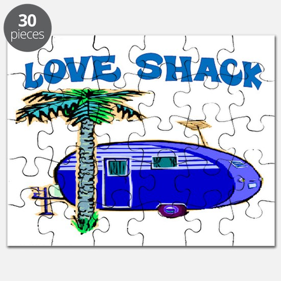 LOVE SHACK Puzzle