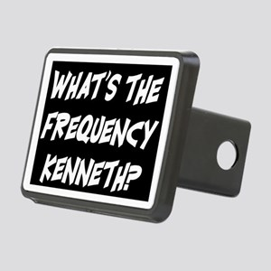 WHAT'S THE FREQUENCY? Rectangular Hitch Cover