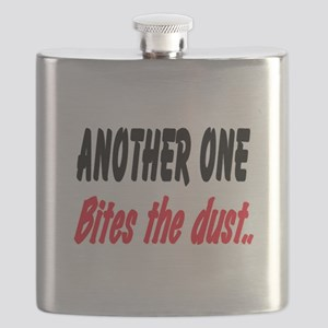 BITES THE DUST Flask