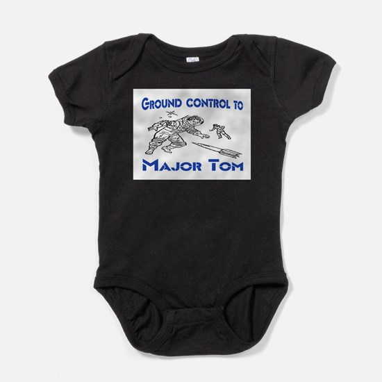 MAJOR TOM Baby Bodysuit