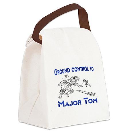 MAJOR TOM Canvas Lunch Bag