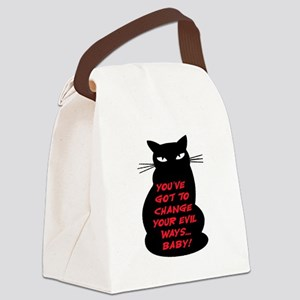EVIL WAYS #2 Canvas Lunch Bag