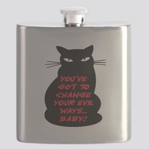 EVIL WAYS #2 Flask