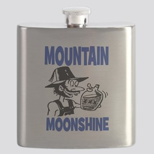 MOUNTAIN MOONSHINE Flask
