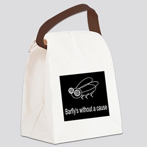 BARFLY'S WITHOUT A CAUSE Canvas Lunch Bag