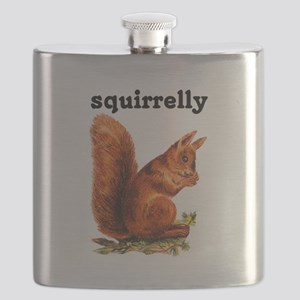 SQUIRRELLY Flask