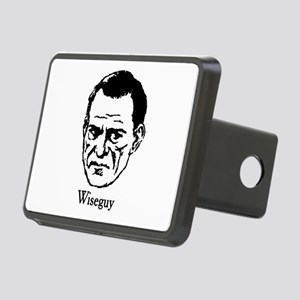 WISEGUY #2 Rectangular Hitch Cover