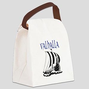 VALHALLA #2 Canvas Lunch Bag