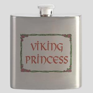 VIKING PRINCESS Flask
