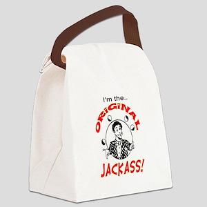 ORIGINAL JACKASS Canvas Lunch Bag