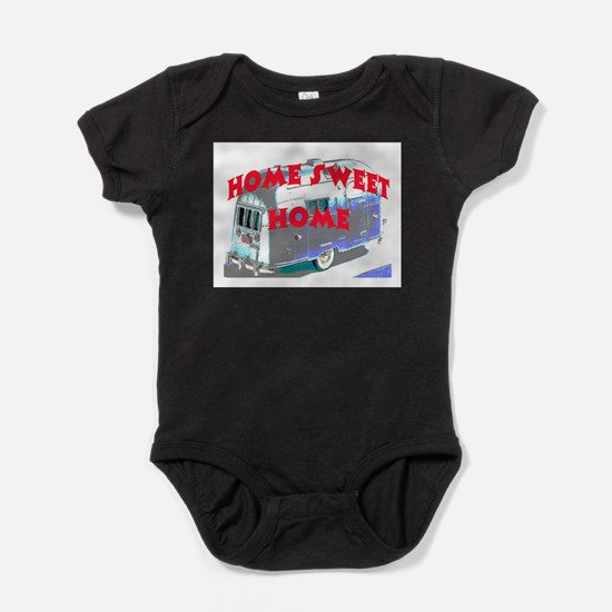 HOME SWEET HOME Baby Bodysuit