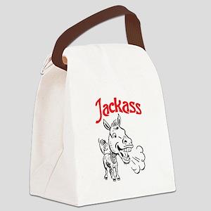 JACKASS Canvas Lunch Bag
