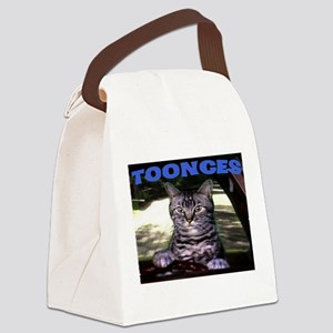 TOONCES Canvas Lunch Bag