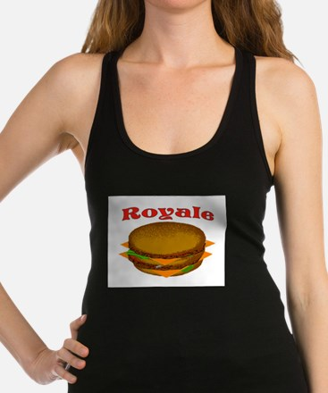ROYALE Racerback Tank Top